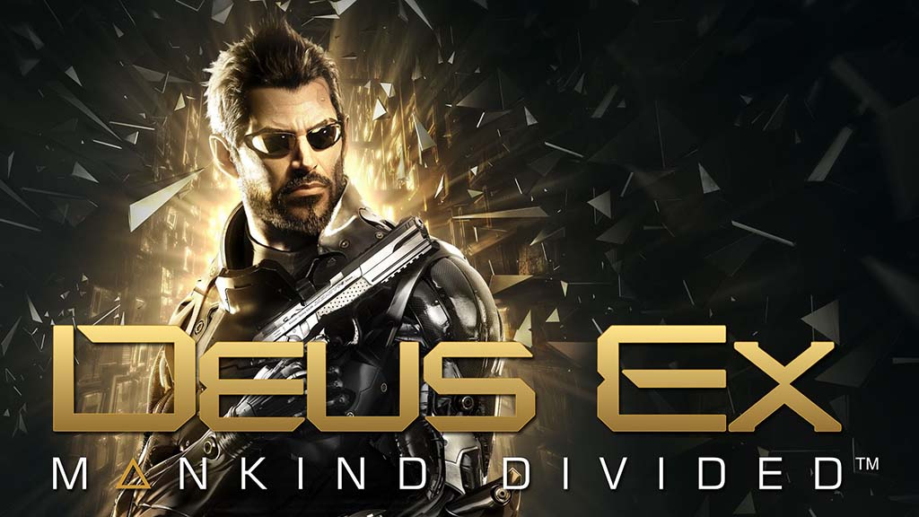DEUS EX: MANKIND DIVIDED – DAY ONE EDITION